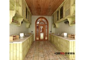 混搭 别墅 小清新 80后 白领 厨房图片来自百家装饰杨乐乐在碧桂园景园的分享