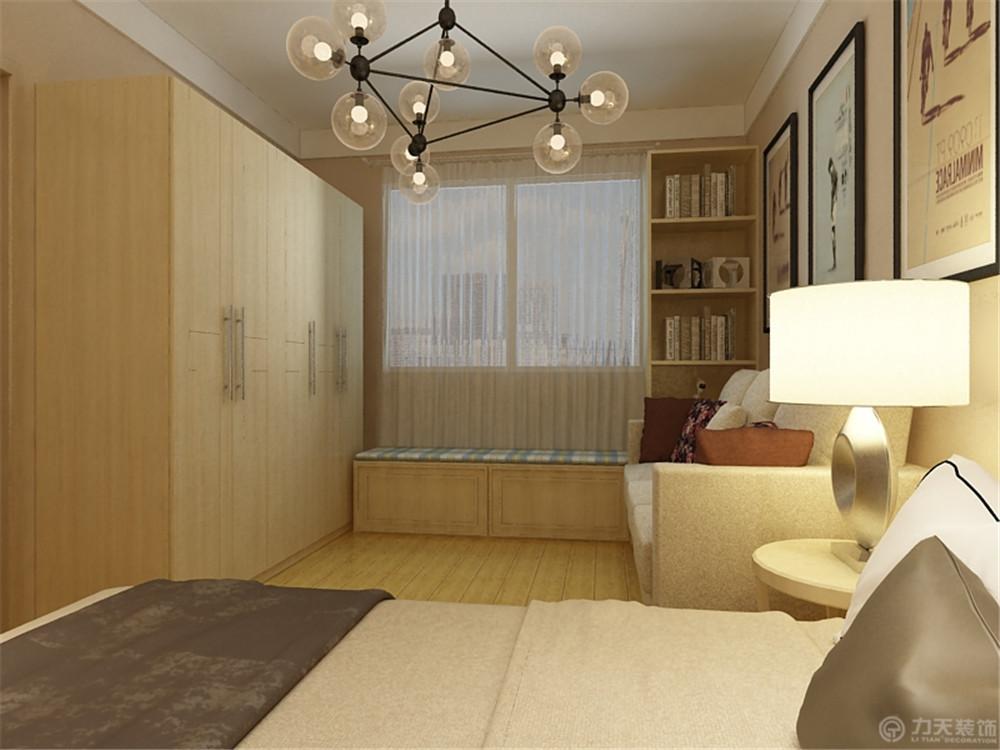 现代简约 二居 白领 收纳 80后 小资 卧室图片来自阳光放扉er在骊山里-83㎡-现代简约的分享
