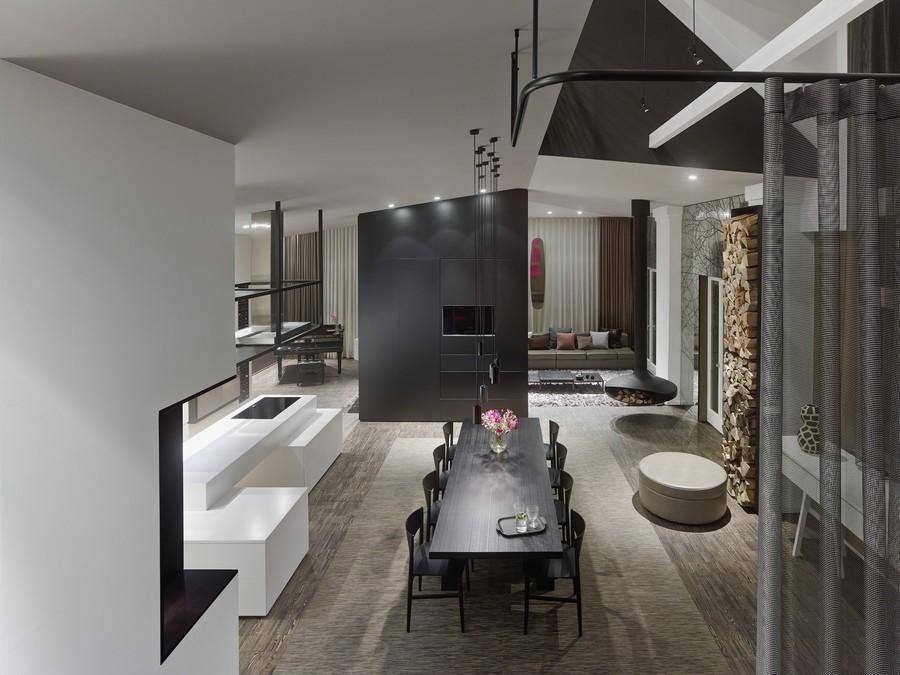 别墅 混搭 欧式 别墅装修 润泽庄园 餐厅图片来自赵丹在 润泽庄园别墅装修案例的分享