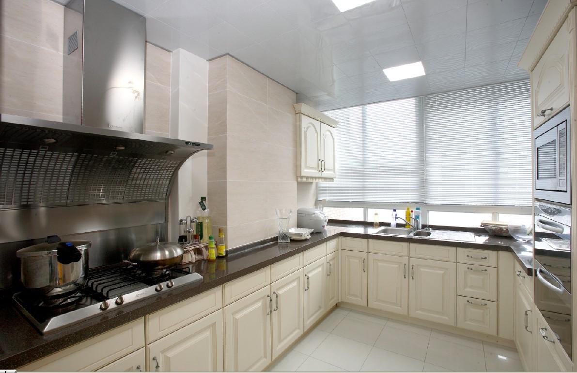 法式 三居 厨房图片来自赵修杰在作为欧式古典风格中的代表的分享