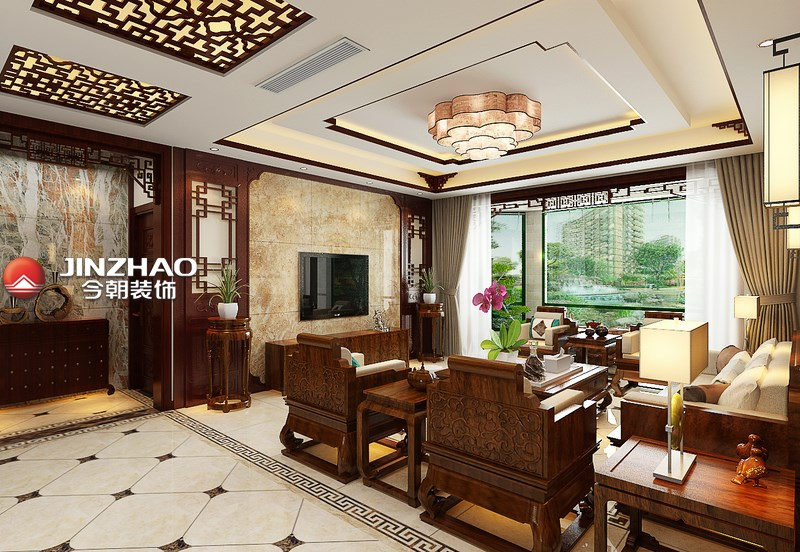 客厅图片来自152xxxx4841在榆次晋园225的分享