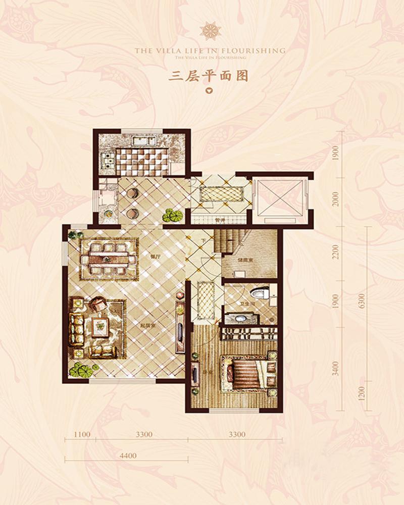 简约 别墅装修 软装配饰 方案设计 二手房 户型图图片来自北京别墅装修-紫禁尚品在世茂维拉中式风格装修设计的分享