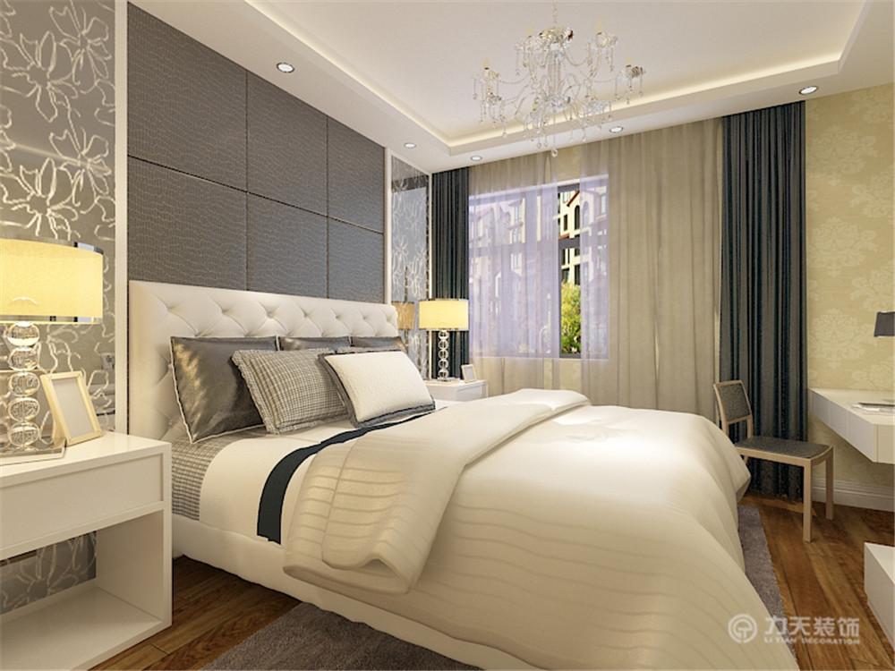 现代 二居 白领 收纳 80后 小资 卧室图片来自阳光放扉er在瞰海品筑-88㎡-现代风格的分享