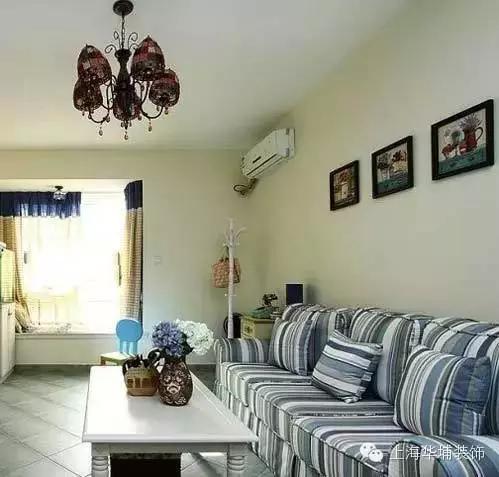三居 混搭 客厅图片来自上海华埔装饰郑州西区运营中心在民安北郡113平温馨装修的分享