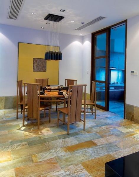 日升装饰 餐厅图片来自装修设计芳芳在华远锦悦221中式四局的分享