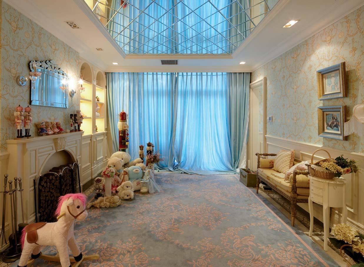 欧式风格 北京装修 装修风格 室内设计 装修设计 其他图片来自别墅装修设计yan在欧式风格鸿坤·林语墅的分享