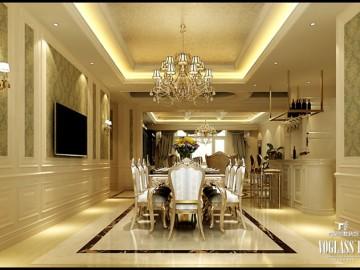 远洋天著新古典专业别墅设计