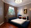 三居室美式乡村风格设计