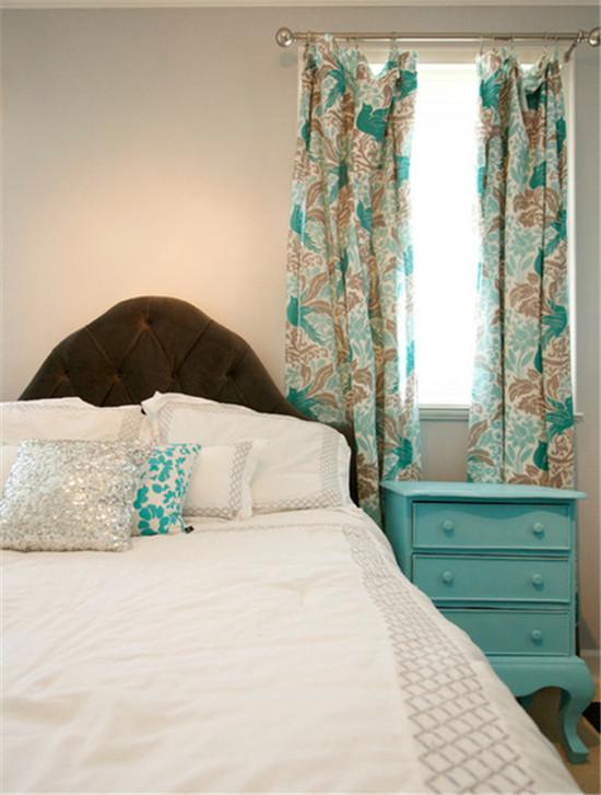 日升装饰 卧室图片来自装修设计芳芳在北欧三居的分享