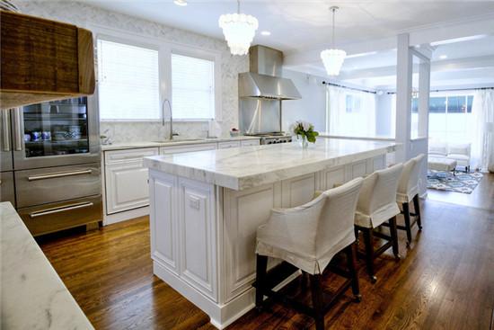 日升装饰 厨房图片来自装修设计芳芳在北欧三居的分享