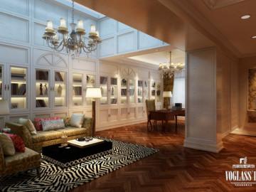 欧式新古典 典雅、内敛之家