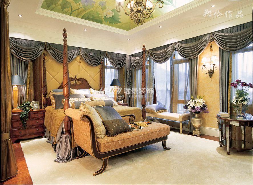 美式 卧室图片来自重庆远景装饰_张其斌在美式风格的分享