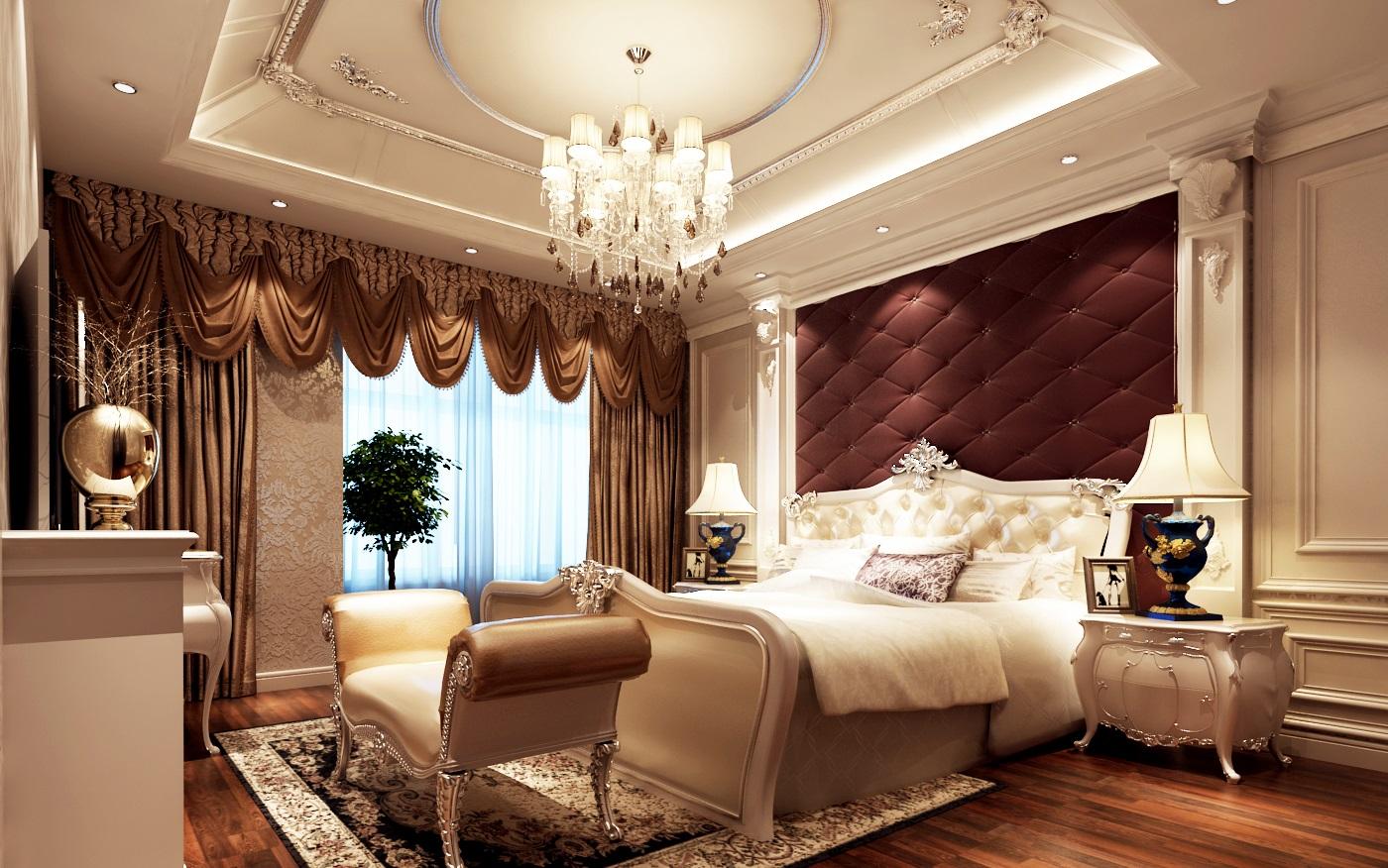 欧式 小资 卧室图片来自西安业之峰装饰在紫汀苑——欧式的分享