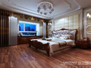 中海凯旋门 191㎡新古典风格