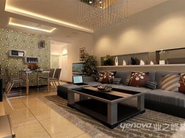 中广宜景湾尚城 装修设计案例