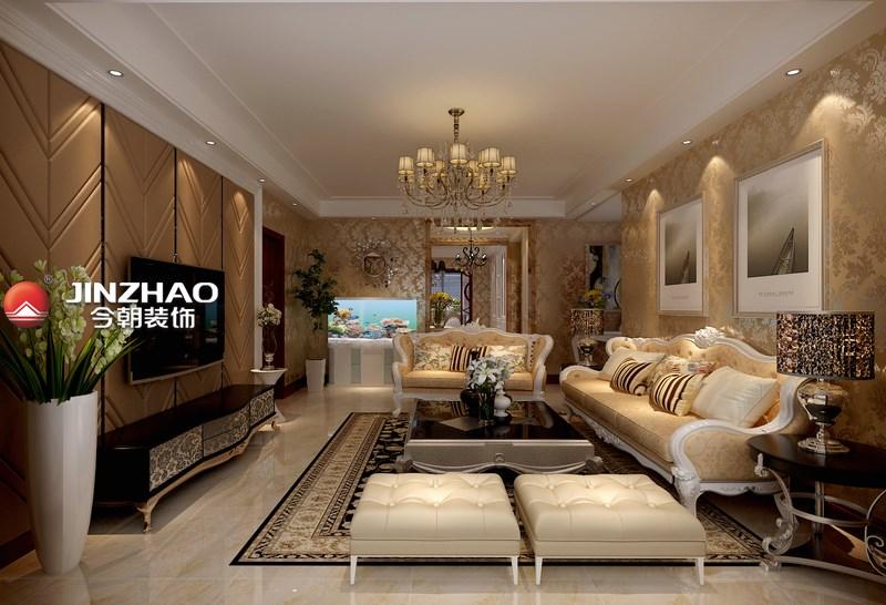 欧式 客厅图片来自152xxxx4841在太铁小东门小区212的分享