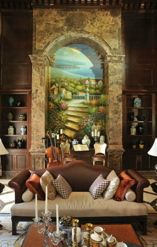 客厅图片来自cdxblzs在华侨城东岸 240平米 法式风格的分享