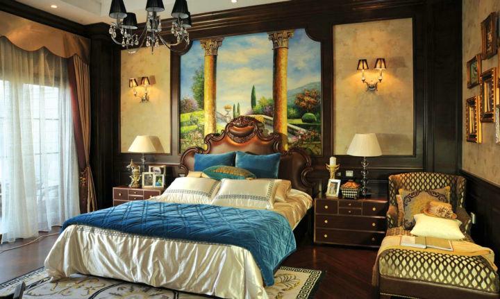 卧室图片来自cdxblzs在华侨城东岸 240平米 法式风格的分享