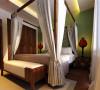 红杉公馆80平东南亚风格案例