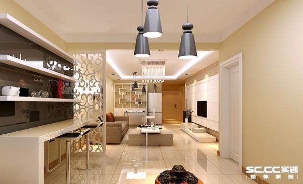 隔断设计: 十分推崇优雅、高贵和浪漫,它是一种基于对理想情景的考虑,追求建筑的诗意、诗境,力求在气质上给人深度的感染。风格则偏于庄重大方,整个建筑多采用对称造型,恢宏的气势,豪华舒适的居住空间
