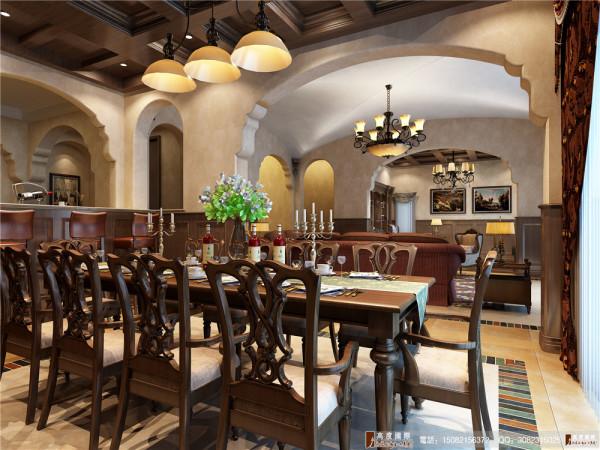 悠山郡宴会厅细节效果图---成都高度国际装饰设计