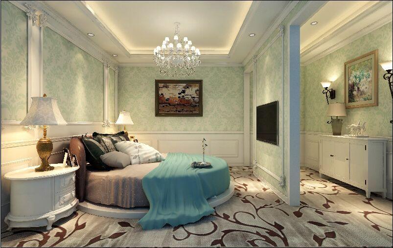 卧室图片来自成都业之峰装修小管家在酒店房间装修案例的分享