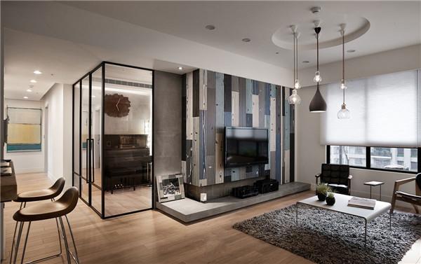 简约 客厅图片来自日升装饰公司在不矫情!原装北欧的清新风貌的分享