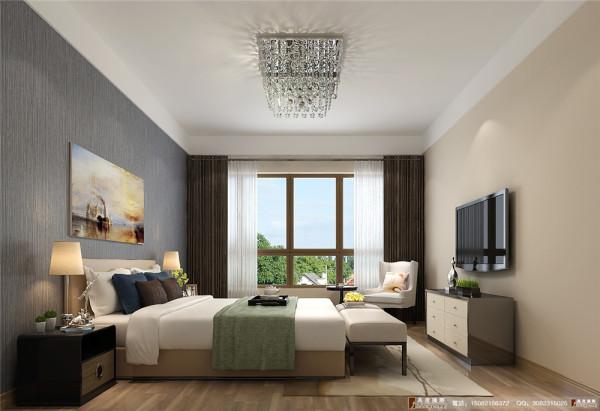 九龙仓御园装修卧室厅细节效果图图----高度国际装饰
