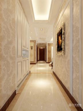 新古典 三居 收纳 80后 小资 白领 玄关图片来自阳光力天装饰在力天装饰-津南新城128.9㎡的分享