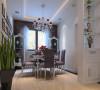 大华公园世家92二居室简欧风格