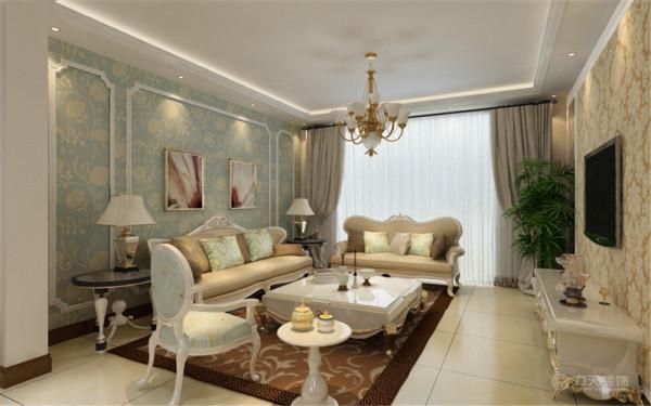 本案为动漫城标准户型4室2厅2卫1厨173.2㎡的户型。这次的设计风格定义为简欧风格。