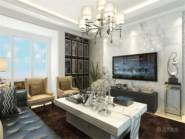 本方案是玺岳6、7号楼标准层B2户94.9㎡的户型,采用的是简欧的设计风格,目的是营造出一种典雅、自然、高贵的气质,来凸显业主的身份和地位。