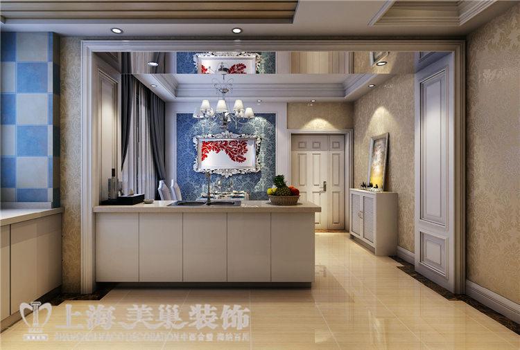 三居 白领 旧房改造 80后 小资 厨房图片来自美巢装饰--李凌晨在贰号城邦110平法式风格装修效果的分享