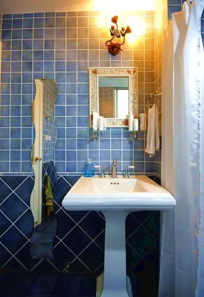田园 尖叫688 实创装饰 装修公司 卫生间图片来自实创装饰小何在雅居乐铂琅峯126平米田园风格的分享