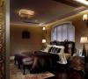 美式风格之香江别墅