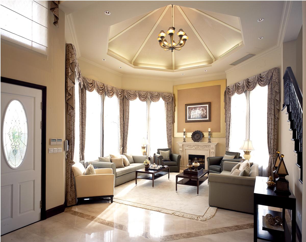 简约 地中海 现代 别墅 80后 客厅图片来自孟庆莹在混搭风格之中建红杉溪谷的分享