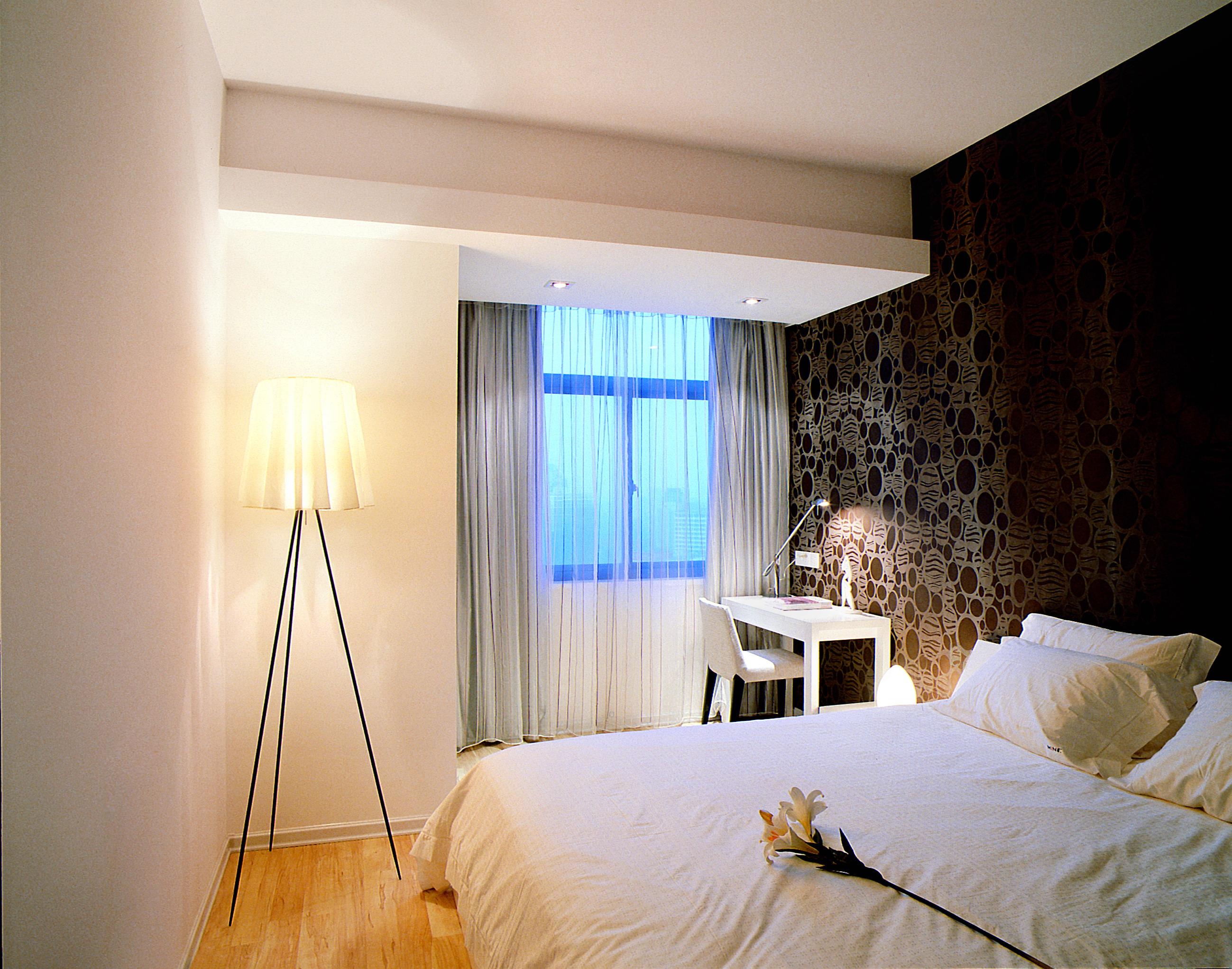 别墅装修 装修风格 装修设计 室内设计 北京软装 软装设计 卧室图片来自别墅装修设计yan在现代简约鲁能七号院的分享