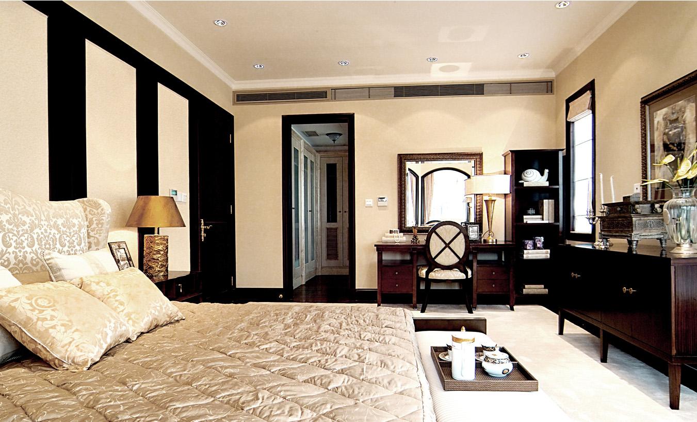 简约 地中海 现代 别墅 80后 卧室图片来自孟庆莹在混搭风格之中建红杉溪谷的分享