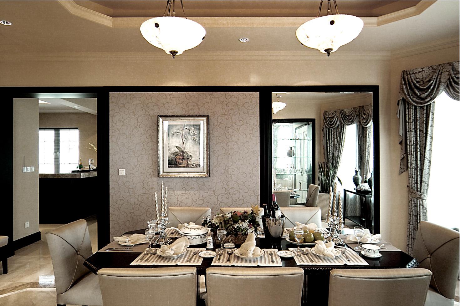 简约 地中海 现代 别墅 80后 餐厅图片来自孟庆莹在混搭风格之中建红杉溪谷的分享