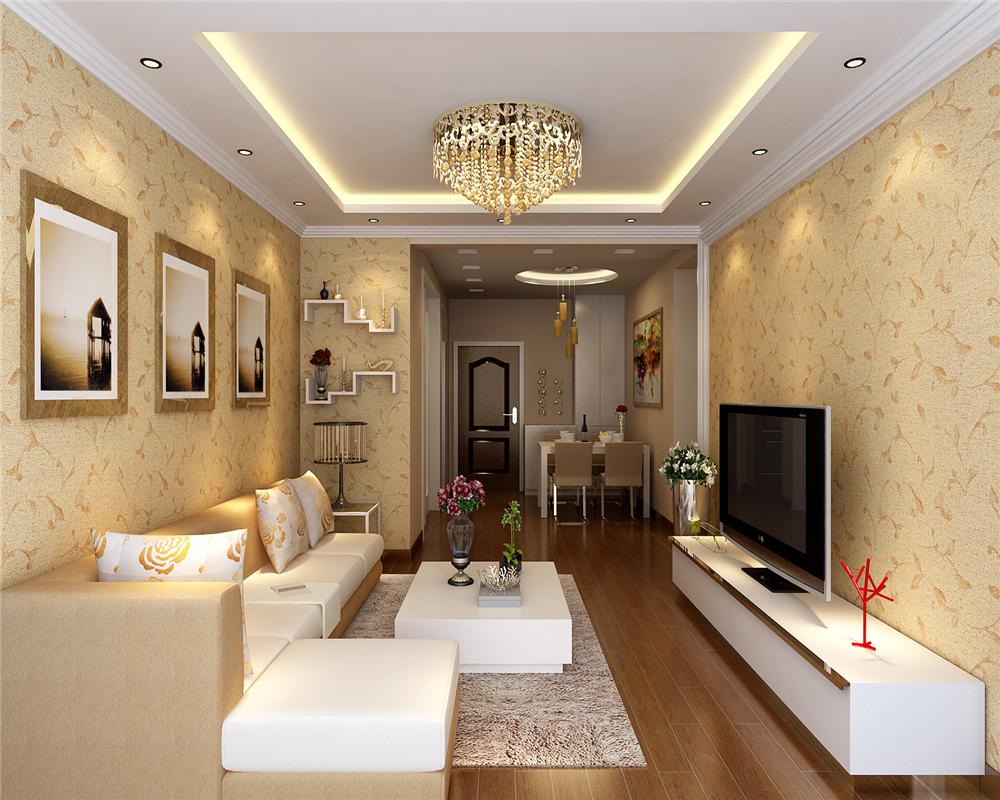 田园 三居 白领 收纳 80后 小资 客厅图片来自实创装饰完美家装在孔雀城才英国宫102平简约时尚的分享