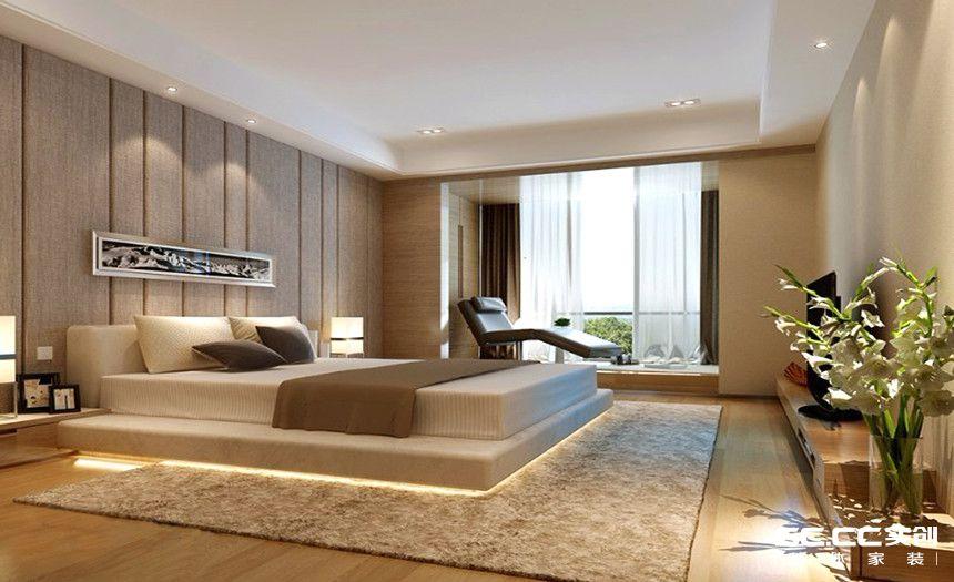 简约 二居 白领 收纳 80后 小资 卧室图片来自实创装饰百灵在美林君渡两居现代风格的分享