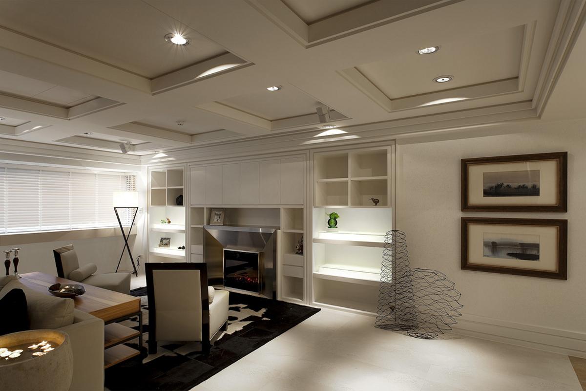 旧房改造 别墅 简约 客厅图片来自北京别墅装修-紫禁尚品在现代简约四居室装修设计的分享