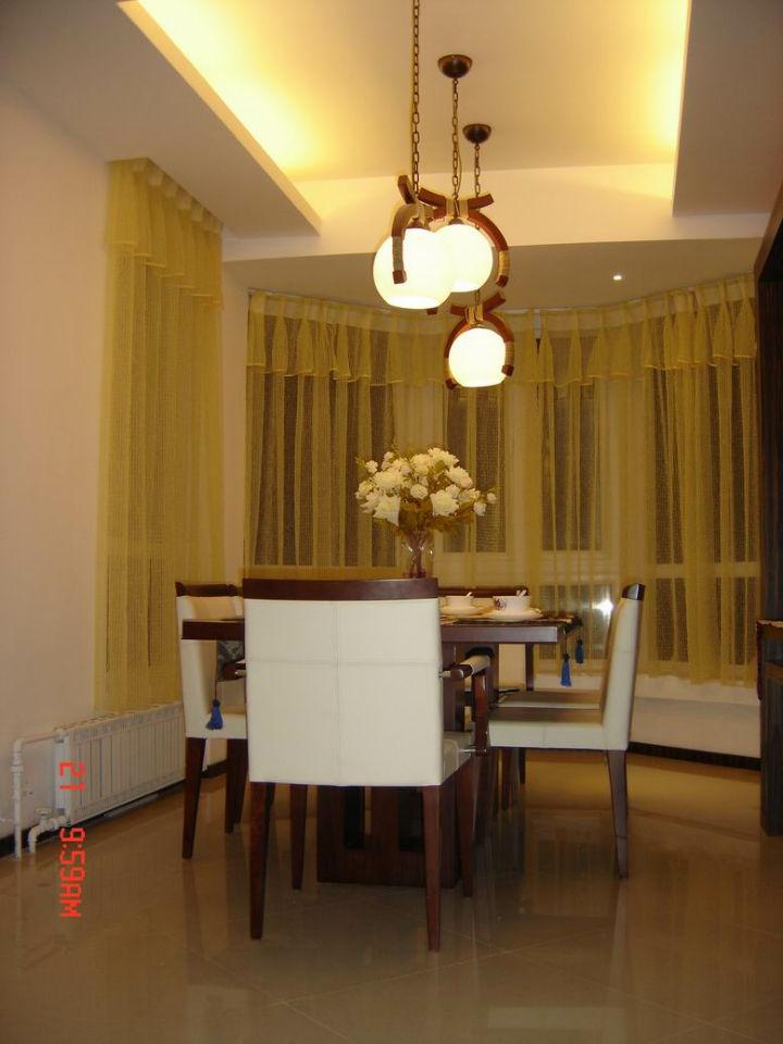 恒大雅苑 120平米 现代中式 三室 餐厅图片来自cdxblzs在恒大雅苑 120平米 现代中式 三室的分享