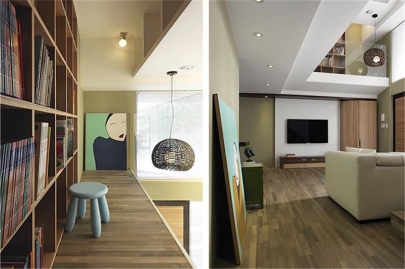 复试 现代简约 简洁明快 纯净 卧室图片来自北京精诚兴业装饰公司在海棠公馆的分享