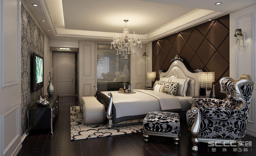 简约 欧式 三居 白领 收纳 80后 小资 卧室图片来自实创装饰百灵在美景东方欧式典雅设计的分享