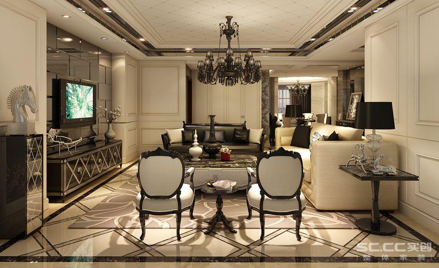 简约 欧式 三居 白领 收纳 80后 小资 客厅图片来自实创装饰百灵在美景东方欧式典雅设计的分享