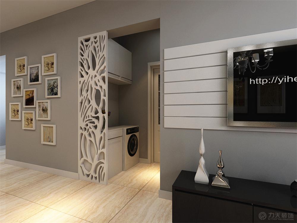现代 三居 白领 80后 小资 收纳 客厅图片来自阳光放扉er在洪湖雅苑-129㎡-现代风格的分享