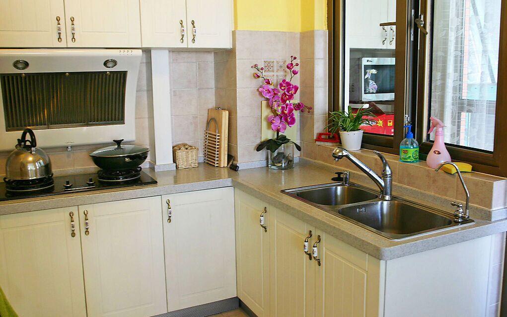 厨房图片来自沈阳新饰家装饰在印象新城56的分享