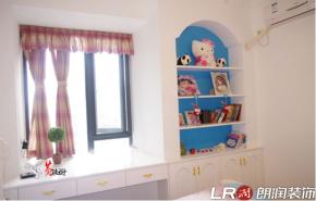 三居 地中海 简约 温馨 儿童房图片来自朗润装饰工程有限公司在翡翠城5期混搭地中海的分享