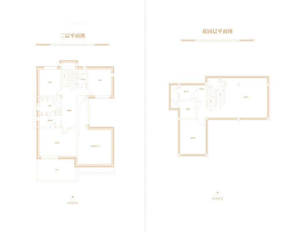 旧房改造 别墅 简约 户型图图片来自北京别墅装修-紫禁尚品在现代简约四居室装修设计的分享